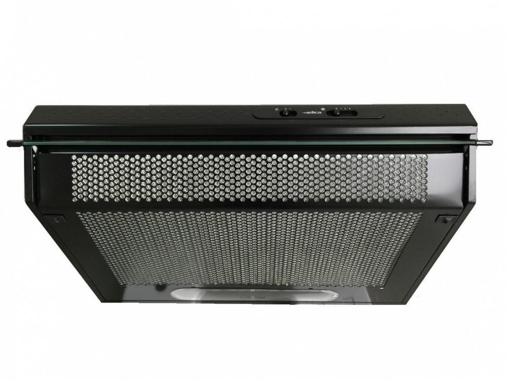 Cappa cucina sottopensile ELISUMMER 70 nero SE ST BL F/70 - Cappa ...