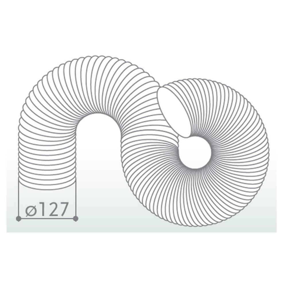 Tubo estensibile 1,5 mt cod. 112.0157.301 diametro 12-13 Faber