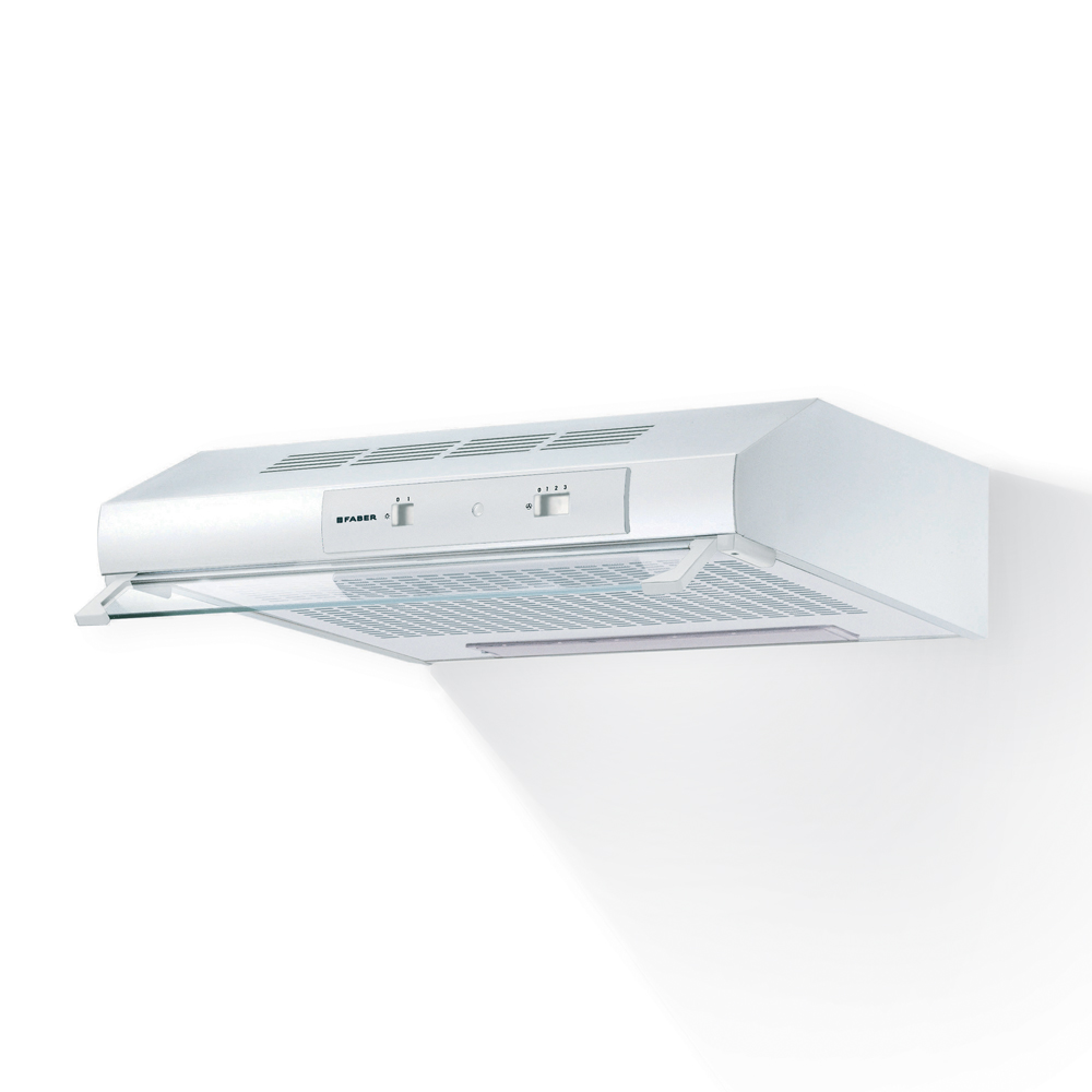 Cappa sottopensile 60 bianco TCH04 WH16A 741 300.0557.487 Faber