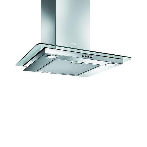 Cappa cucina SEMPIONE inox vetro 60 aspirante filtrante - Turboair ...