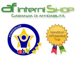 Af Interni Shop: garanzia di affidabilità